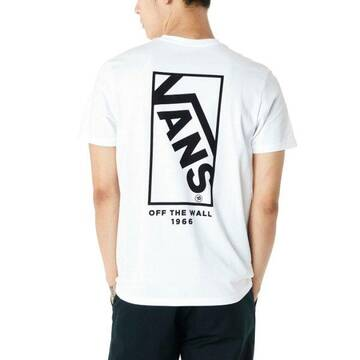 BOX LINER II SHORT SLEEVE WHITE