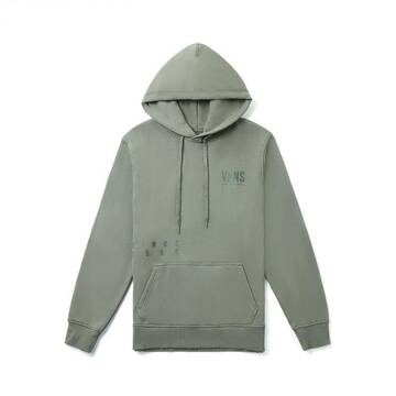 SIX WHEELS FLEECE HOOD