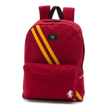 Vans X Harry Potter Old Skool III Backpack Gryffindor