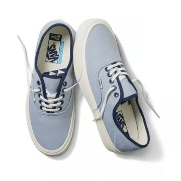 VANS X PILGRIM SURF + SUPPLY AUTHENTIC SF CELESTIAL BLUE