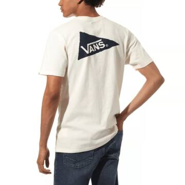 VANS X PILGRIM SURF + SUPPLY PENNANT T-SHIRT