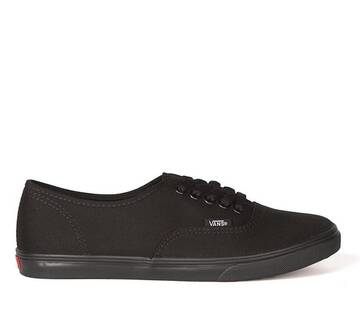 Authentic Lo Pro Black/Black†
