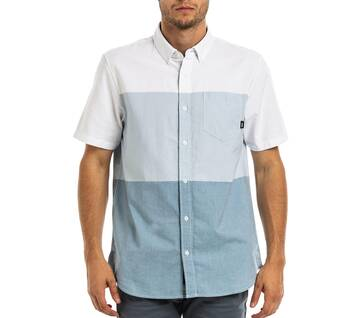 Houser Short-Sleeve Buttondown Shirt