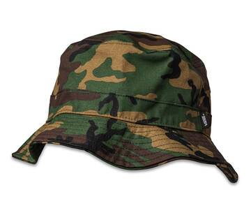 UNDERTONE BUCKET HAT CLASSIC CAMO