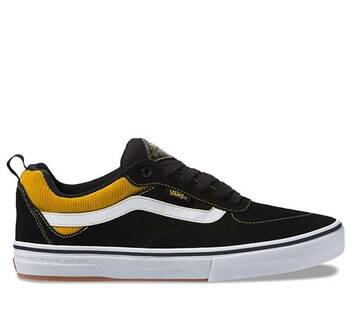 Vans x Kyle Walker Pro Corduroy Black/Yellow
