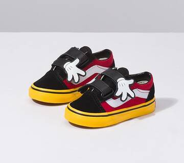 Disney X Vans Toddler Mickey Hugs Old Skool V