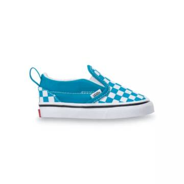TODDLER SLIP ON V CHECKERBOARD
