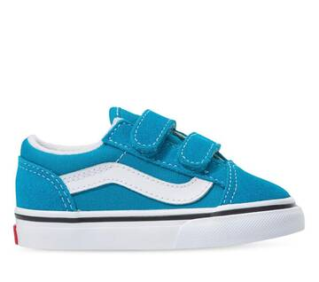 TODDLER OLD SKOOL VELCRO CARIBBEAN SEA