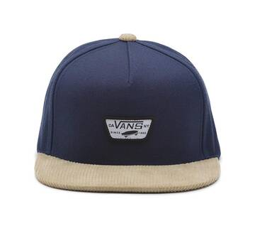 MINI FULL PATCH II SNAP BACK HAT BLUES
