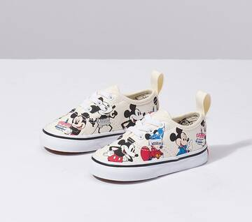 Disney X Vans Toddler Authentic