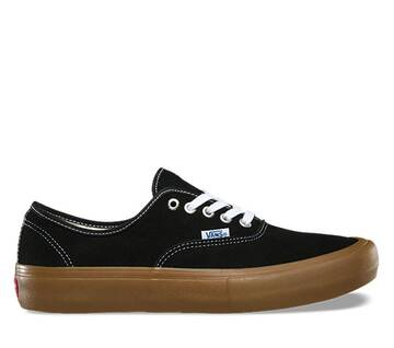 Authentic Light Gum Black