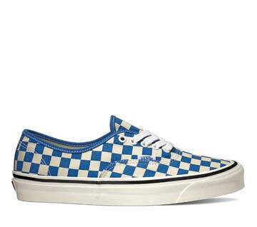 Authentic 44 DX OG Blue Check