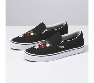 Classic Slip On Checker Floral