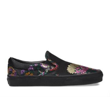 Classic Slip On Festival Satin