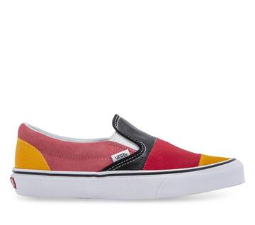 Classic Slip-On Patchwork
