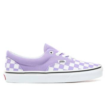 Era Checkerboard Purple/White