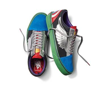 Vans x Marvel Avengers Old Skool