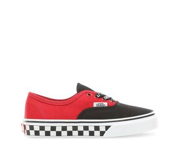 Kids Authentic Logo Pop Black/Red