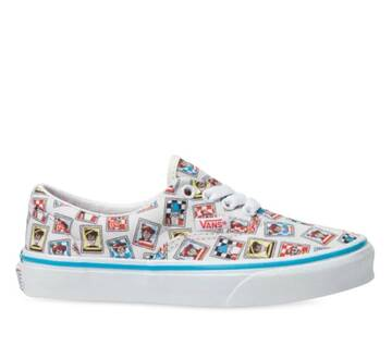 Vans X Where's Waldo Kids Era