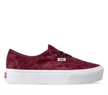 Suede Authentic Platform 2.0