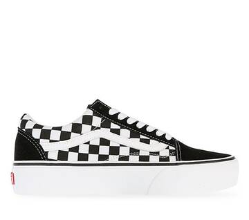 Checkerboard Old Skool Platform