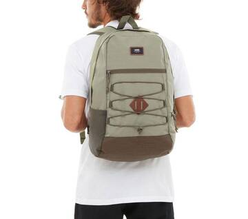Snag Plus Oil Green Backpack