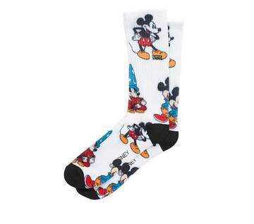 Disney X Vans 90 Thru The Ages Sock