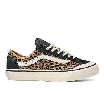 STYLE 36 DECON SF LEOPARD SUEDE