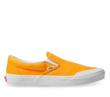 Classic Slip On 138 Zinnia Yellow