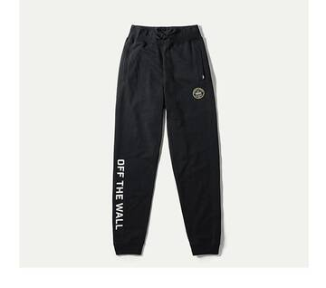 OffThe Wall Black Track Pants