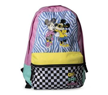 Disney X Vans Minnie Calico Backpack