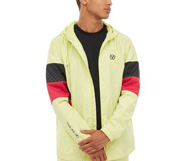 Eastside Sunny Lime Windbreaker