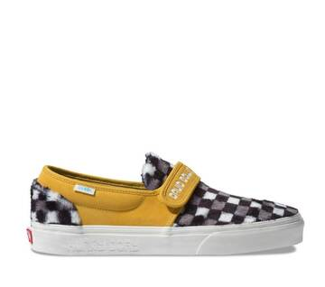 Vans x David Bowie Slip On Hunky Dory Black/White