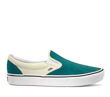 UA COMFYCUSH SLIP-ON QUETZAL