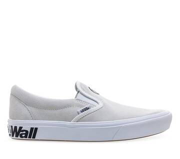 DISTORT COMFYCUSH SLIP-ON BLANC