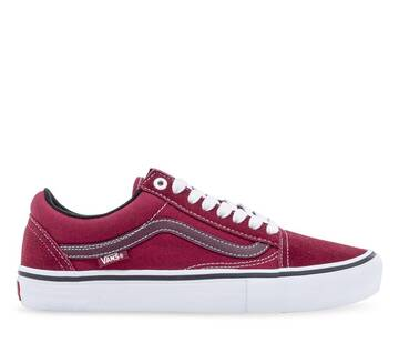 Old Skool Pro Rumba Red