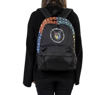 Vans X Harry Potter Hogwarts Black Backpack