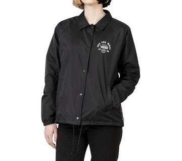 THANKS COACH ATTEND SPRAY JACKET BLACK