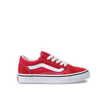 YOUTH OLD SKOOL RACING RED
