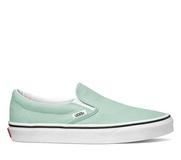 CLASSIC SLIP ON AQUA FOAM TRUE WHITE