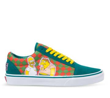The Simpsons x Vans Old Skool Moe's