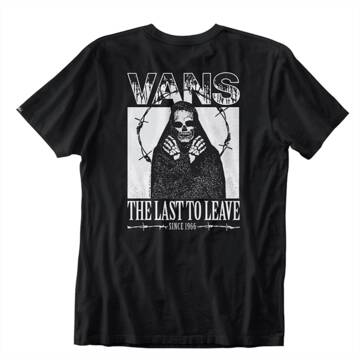 LAST TO LEAVE T-SHIRT