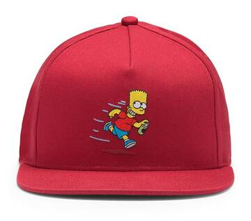 The Simpsons x Vans Snapback
