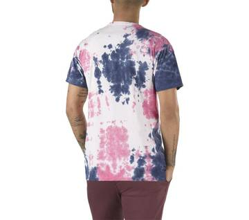 OFF THE WALL CLASSIC BURST TIE DYE SS