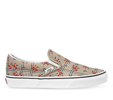 CLASSIC SLIP-ON FLORAL