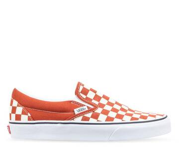 Classic Slip-On Colour Checkerboard
