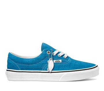 VANS EMBOSS ERA MEDITERRANIAN BLUE/TRUE WHITE