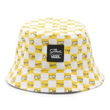 The Simpsons x Vans Check Eyes Bucket Hat