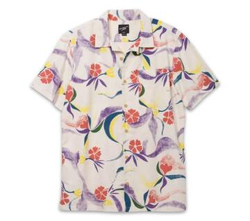 Vans X Chris Johanson Shirt