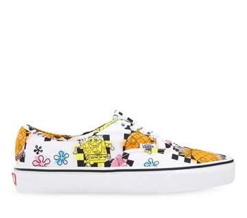 Vans X SpongeBob Authentic Airbrush